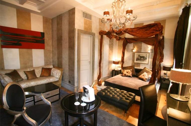 Hoteles de lujo en roma viajar a italia for Hoteles familiares en roma