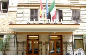 Hotel Milani *** en Roma