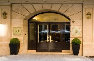 Starhotel Metropole **** en Roma