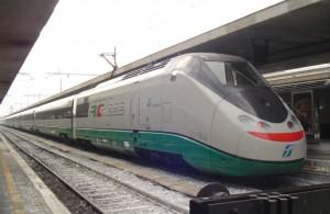Trenes en Roma