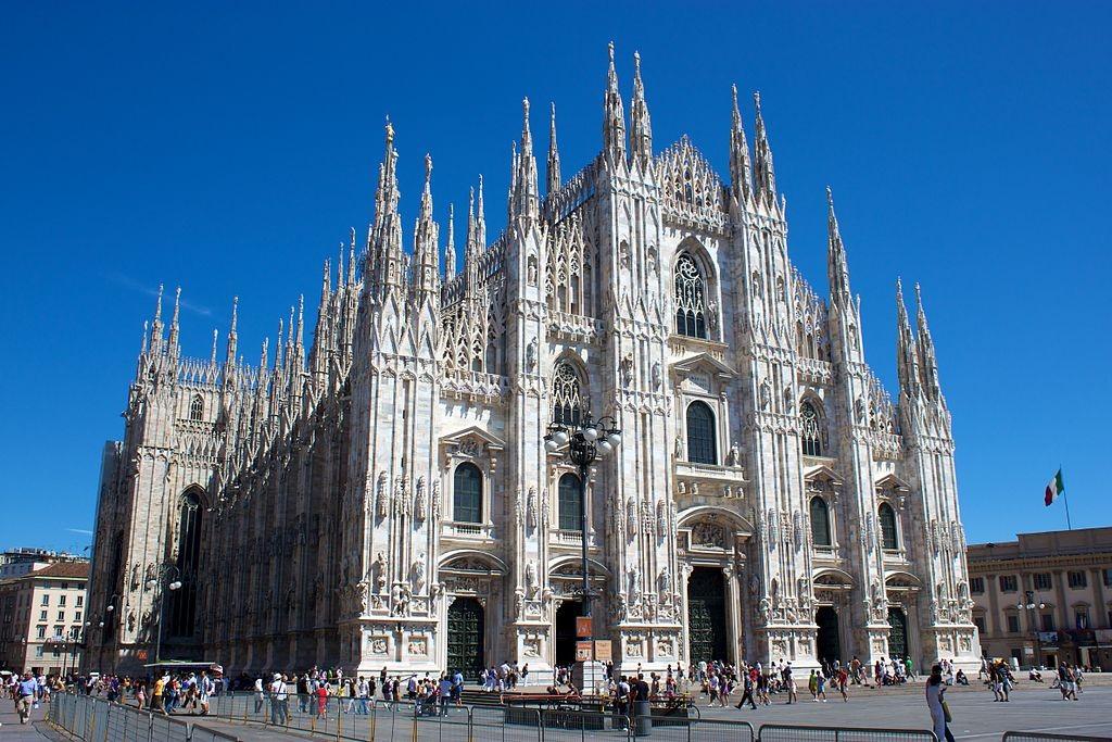 Catedral De Mil 225 N Viajar A Italia