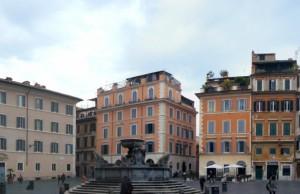 Barrio de Trastevere