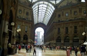 Economía y negocios en Milán
