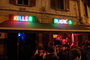 Discoteca Killer Plastic