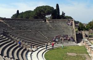 Las excavaciones de Ostia