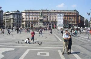 Clima de Milán