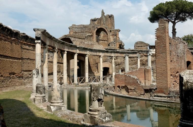Villa Adriana - Viajar a Italia