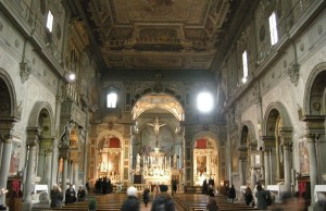 Iglesia de Ognissanti (Chiesa Ognissanti)