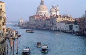 Cómo llegar a Venecia