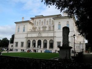 Galleria Borghese Italia