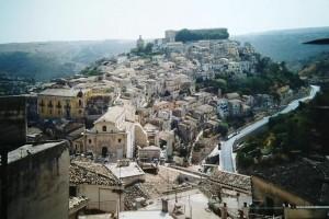 Casco antiguo de Ragusa (Sicilia)