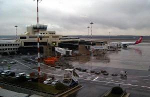 Terminal del Aeropuerto de Milán-Malpensa