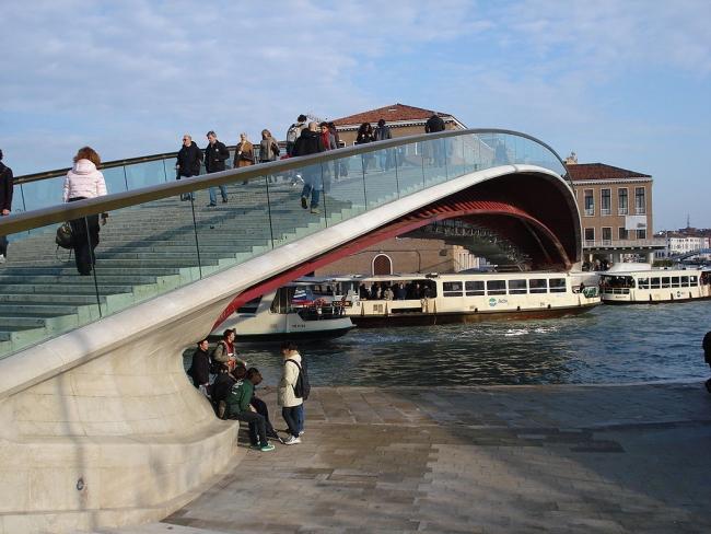 Puente de la Constitución (Venecia)