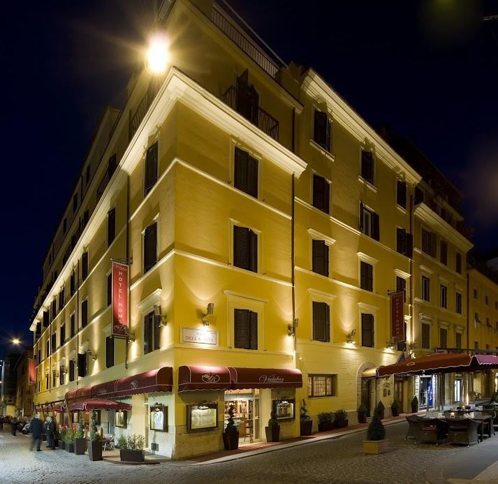 Hotel Homs Roma Telefono