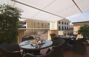 Hotel Homs **** en Roma