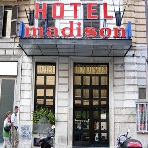 Madison hotel en roma viajar a italia for Hotel madison milano