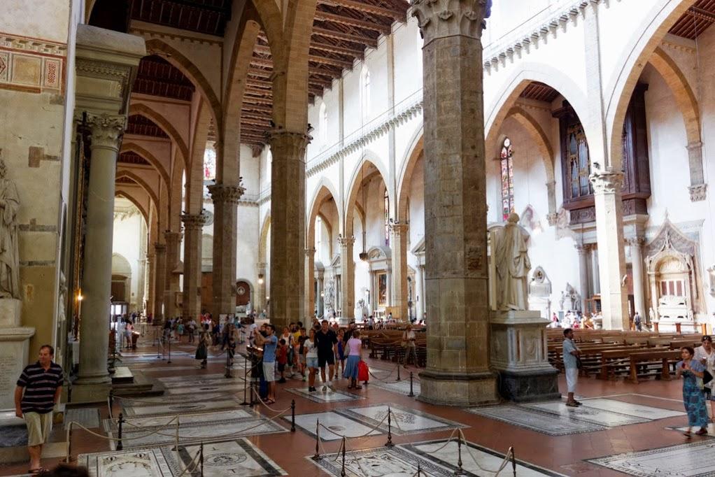 Bas 237 Lica De La Santa Cruz Florencia Viajar A Italia