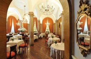 Restaurante Antico Ristorante Boeucc en Milán