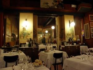 Restaurante Bagutta (Milán)