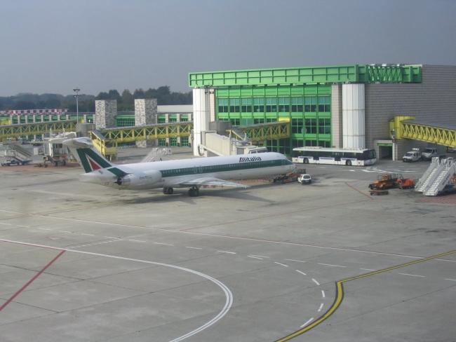 Aeropuerto de Milán-Linate - Llegadas de vuelos