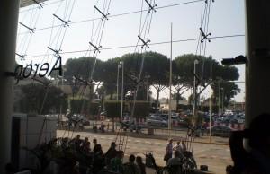 Aeropuerto de Nápoles-Capodichino: Llegadas de vuelos