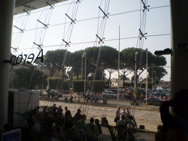 Aeropuerto de Nápoles-Capodichino