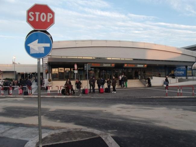 Aeropuerto de Roma-Ciampino: Llegadas de vuelos