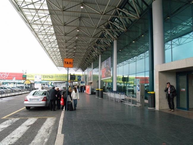 Aeropuertos de Roma Fiumicino