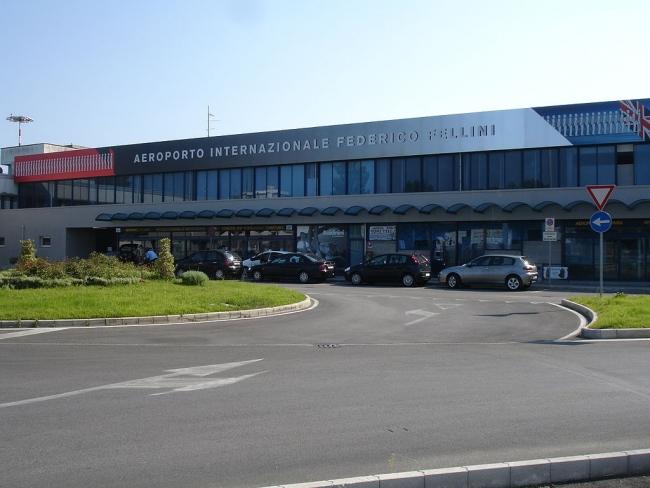 Aeropuerto de Rímini