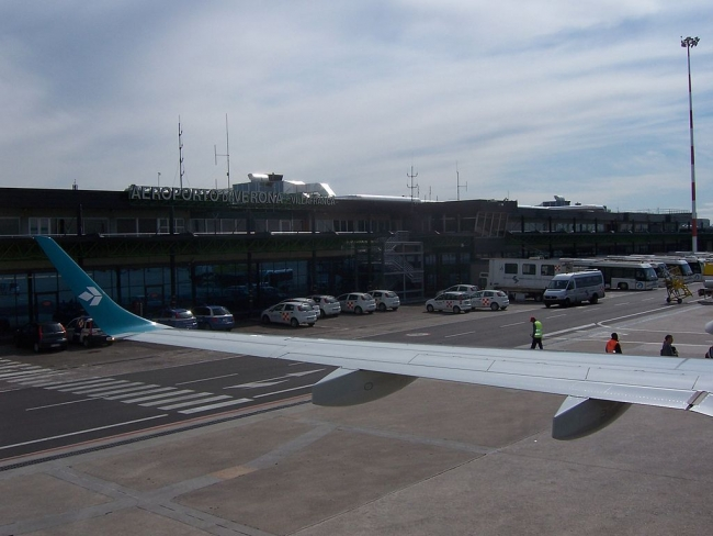 Aeropuerto de Verona-Villafranca
