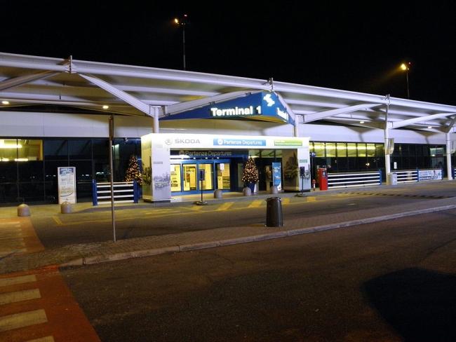 Aeropuerto de Verona - Terminal 1