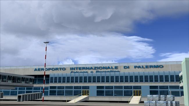 Aeropuerto Internacional de Palermo