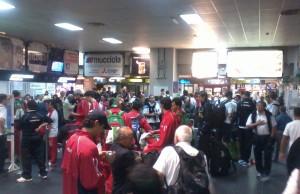Aeropuerto de Reggio di Calabria: Salidas de vuelos