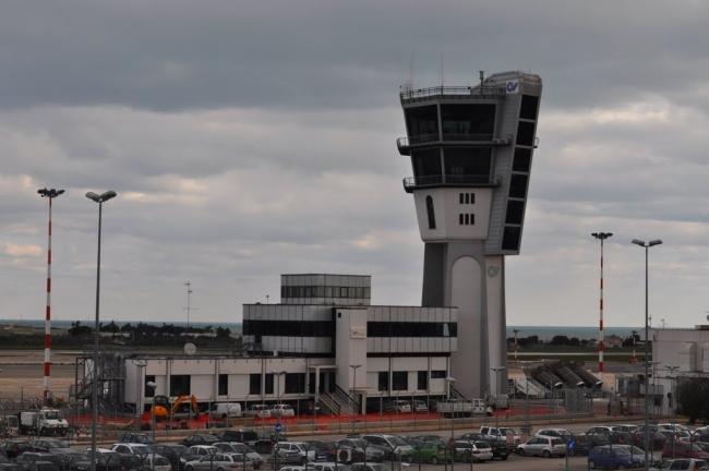 Aeropuerto de Bari-Karol Wojtyla