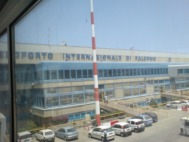 Aeropuerto de Palermo-Punta Raisi