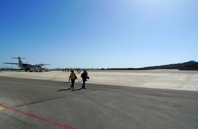 Aeropuerto de Pantelleria