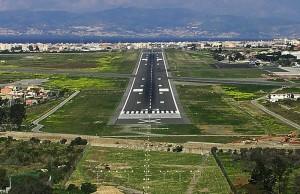 Aeropuerto de Reggio di Calabria: Llegadas de vuelos