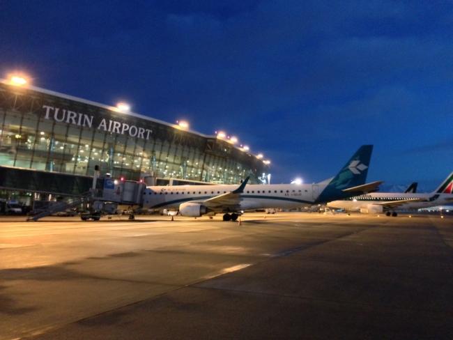Aeropuerto de Turín-Caselle