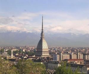 Vista panorámica de Mole Antonelliana