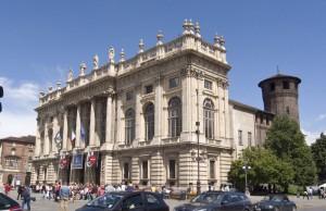 Monumentos en Turín