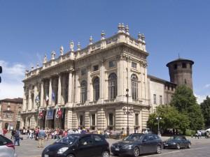 Frontis del Palazzo Madama