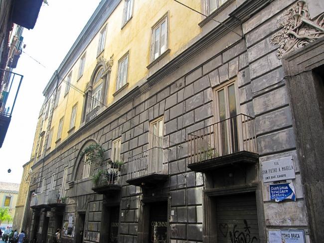 Conservatorio de San Pietro a Maiella