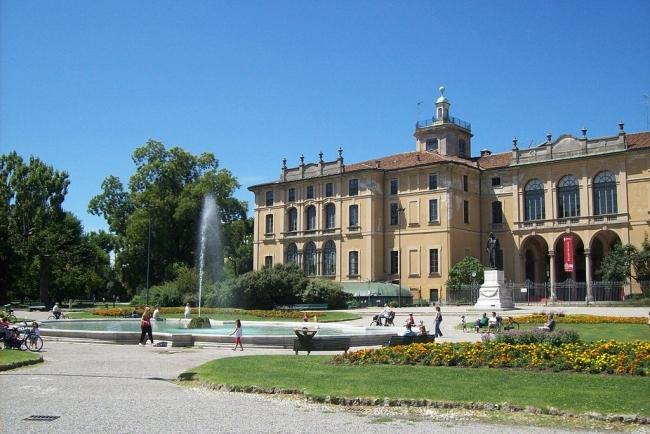Jardines Públicos de Indro Montanelli