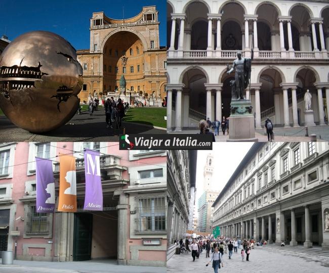 Principales Museos de Itallia