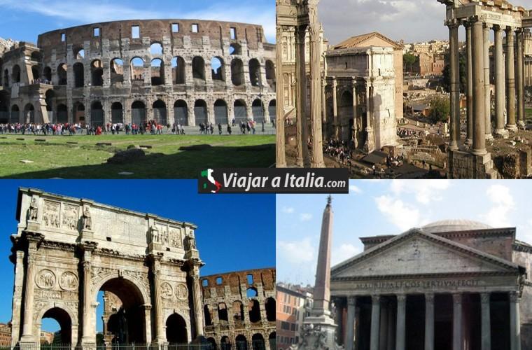 imagenes de roma antigua