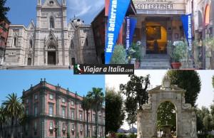 Sitios turísticos en Nápoles