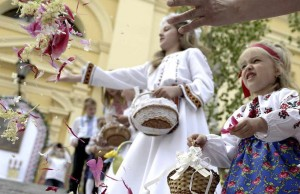 Celebración del Corpus Christi
