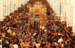 Fiesta de la Madonna Bruna
