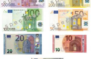 Dinero en Italia