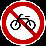 En Venecia el uso de bicicleta está prohibido.